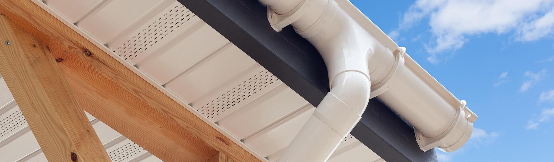 Wellington Eavestrough Installation, Gutter Installation and Aluminum Eavestrough Installation
